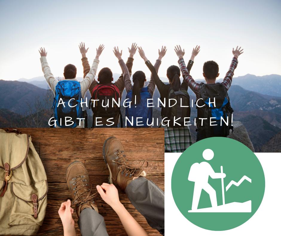 Es gibt Neuigkeiten! Eröffnung unserer Gemündener Hütte am 30.05., wenn die Inzidenzlage weiterhin stabil bleibt!